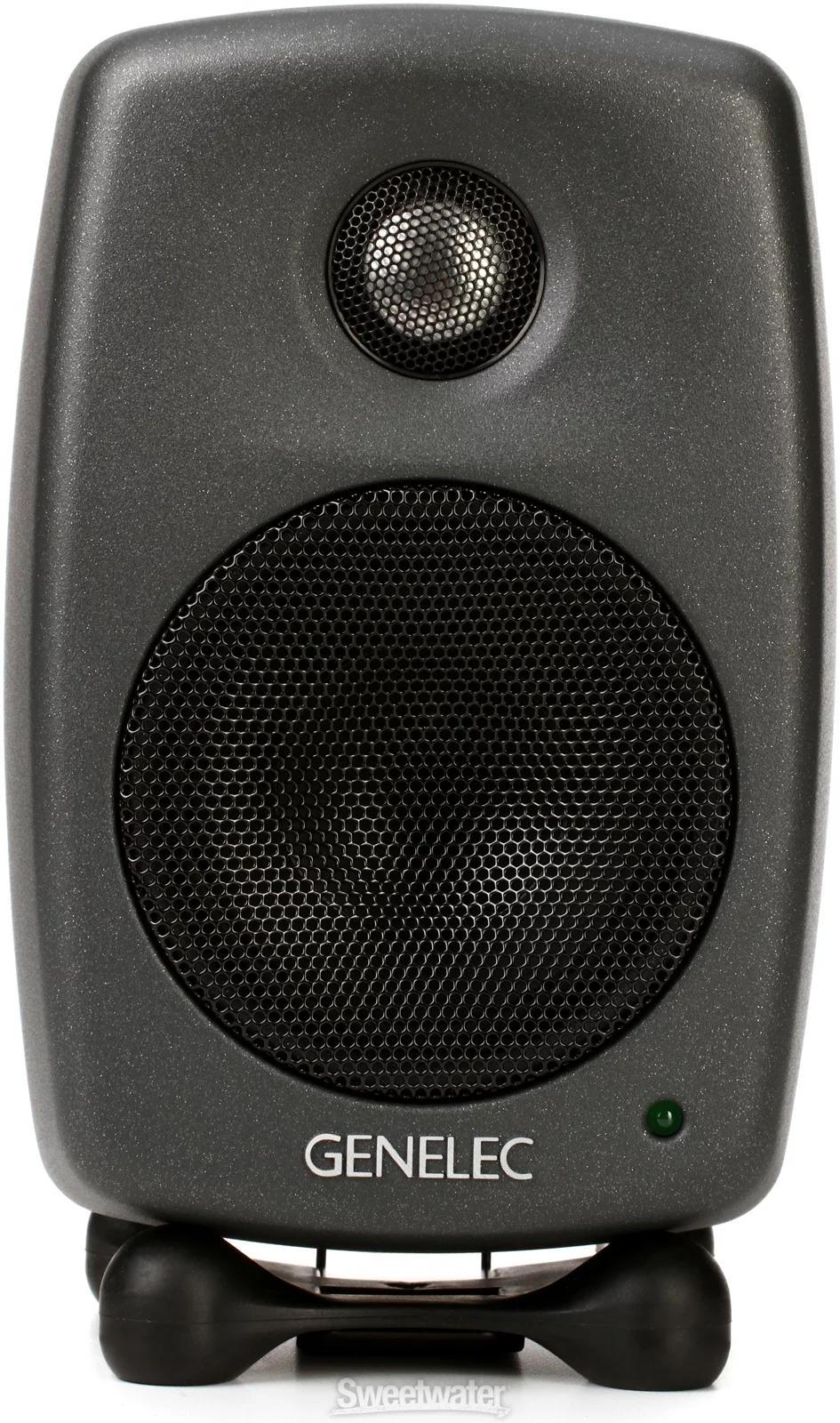 Genelec 8010a 3 Inch Powered Studio Monitor In 2020 Studio Monitors Monitor Studio