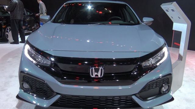 2020 Honda Civic Sport Touring Looks Modern And Sporty