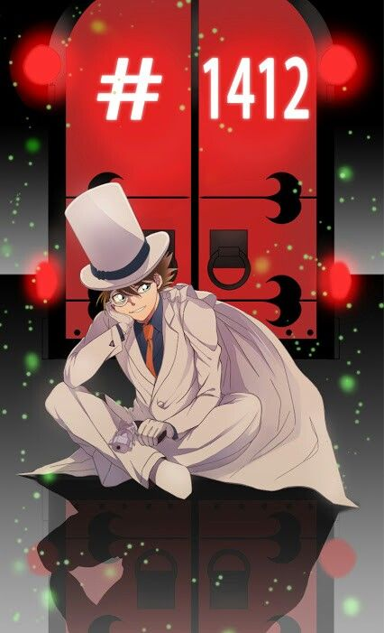 Detective Conan, Kaito Kid 1412