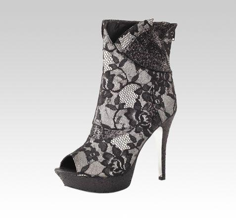 Bota Cano Curto UZA Shoes Sapatos Femininos Coleção