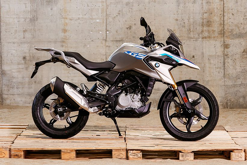 The 2017 Bmw G310 Gs Is The Ultimate Escape Vehicle 玩藝 2017