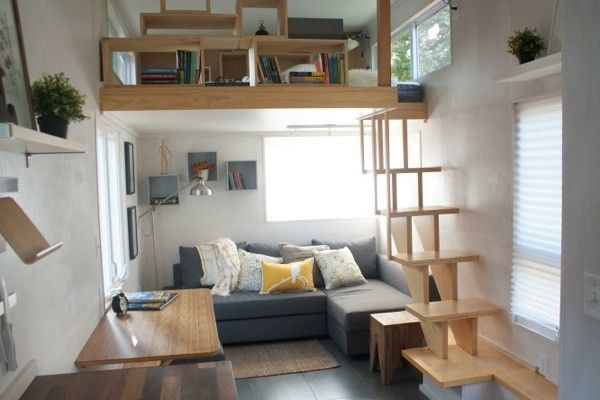 This Is A Liberation Tiny Home On Wheels Pack Your Bags Because House Has Everything You Need To Stay For While And Try Out Living