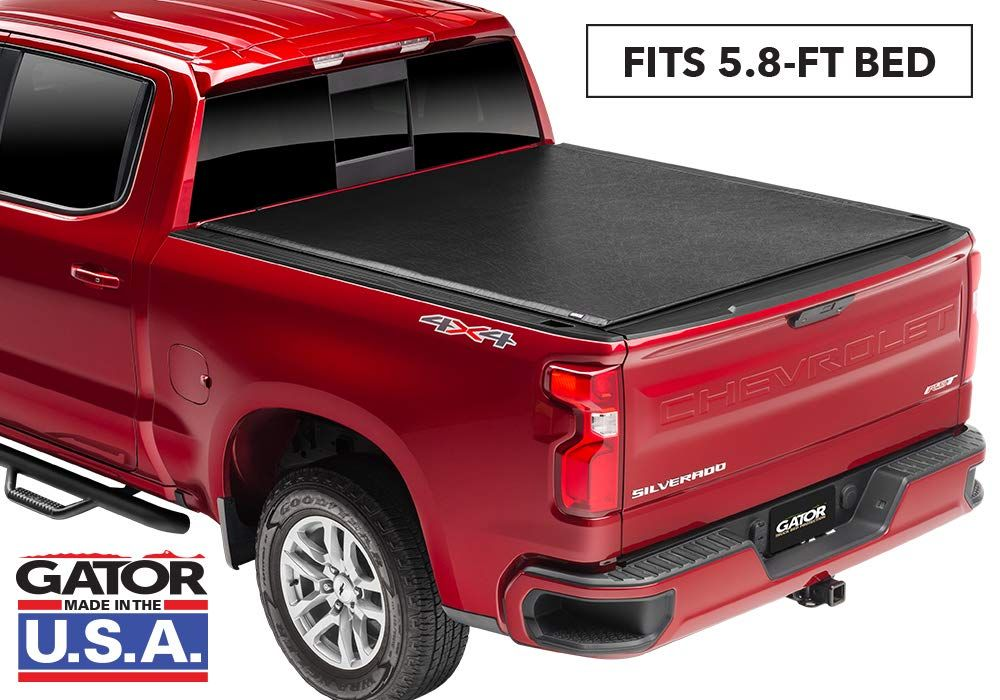 Gator ETX Soft Roll Up Truck Bed Tonneau Cover 137245