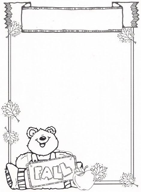 Pin by Dorothy Burgess on Borders for parent letters