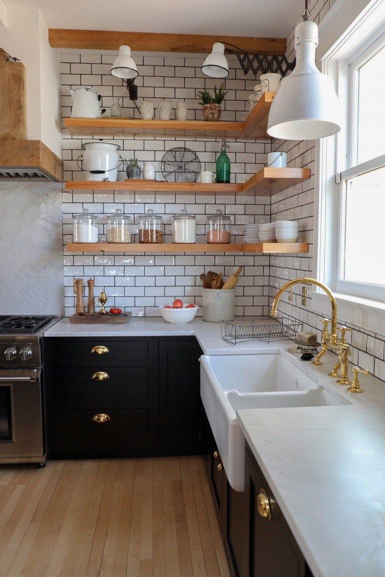 Modern kitchen window design  best modern farmhouse kitchen for your house design   gurudecor