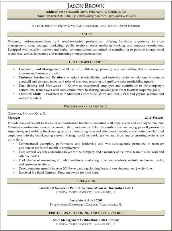Professional Resume Samples Best Resume Templates Marketing Resume Professional Resume Samples Sales Resume