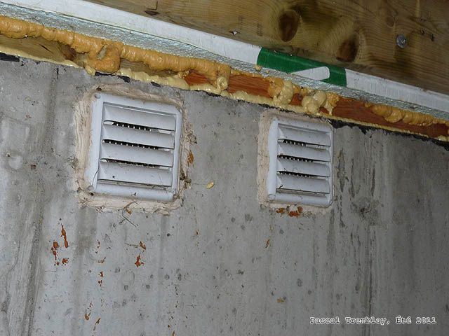 chambre froide et ventilation construire une chambre froide domestique instructions http. Black Bedroom Furniture Sets. Home Design Ideas
