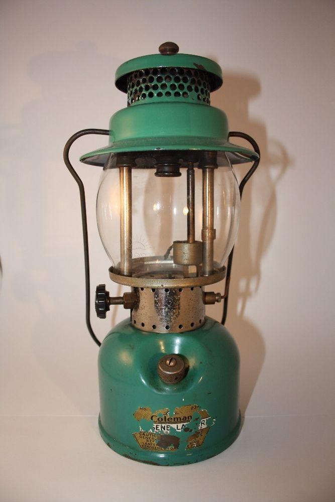 Coleman Lantern Model 234 Kerosene Rare eBay Coleman