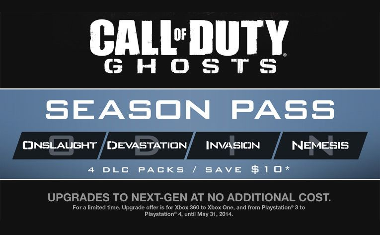 CoD Ghosts ODIN Map Pack DLC | Gaming | Call of duty, Names ... on ghosts games, ghosts cod, ghosts call of duty,