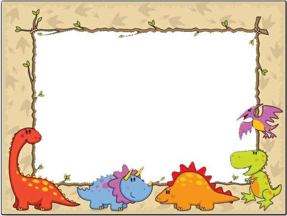 marcos con animales para imprimir - Imagenes y dibujos para ...