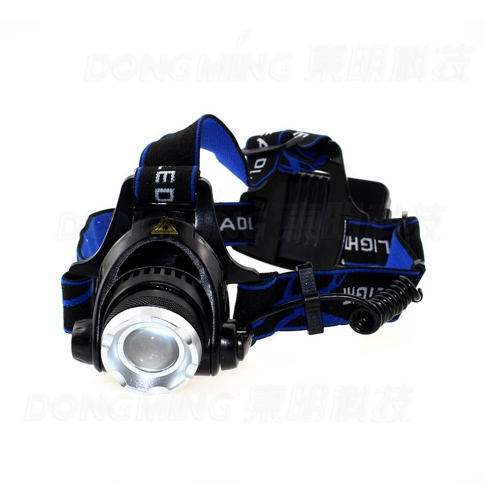 Hot Head Light Head Lamp Cree Xm L T6 Cree T6 1 Rechargeable Headlamps Headlights Lamp Light On Two 1865 Head Flashlight Portable Light Rechargeable Headlamp