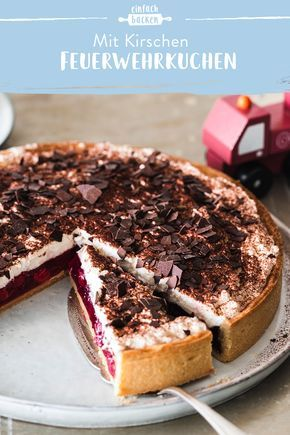Feuerwehrkuchen Rezept Kuchen Rezepte Einfach Backrezepte Und