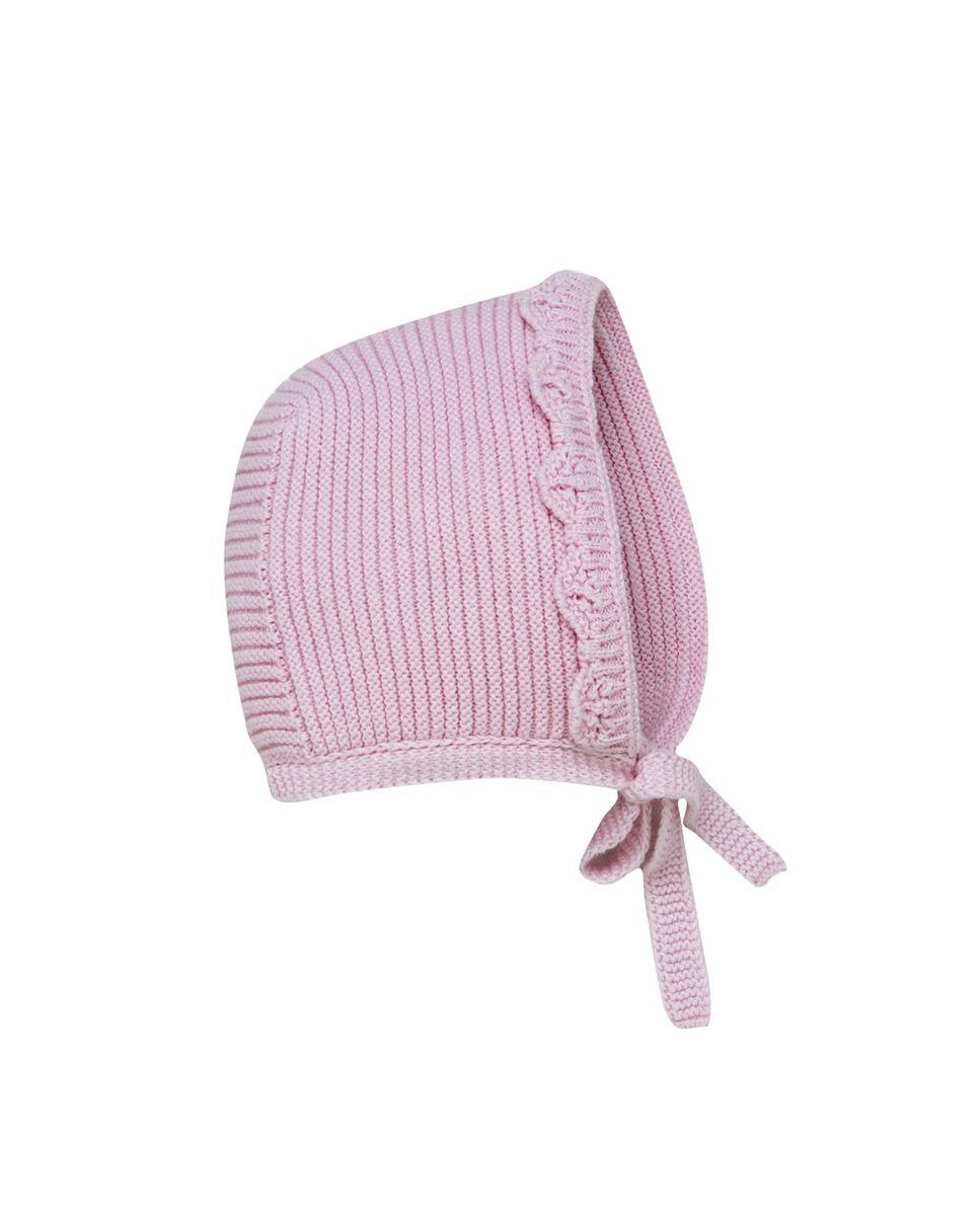 Capota de niña Pili Carrera de algodón peinado en color rosa · Moda · El  Corte 1343891fb61