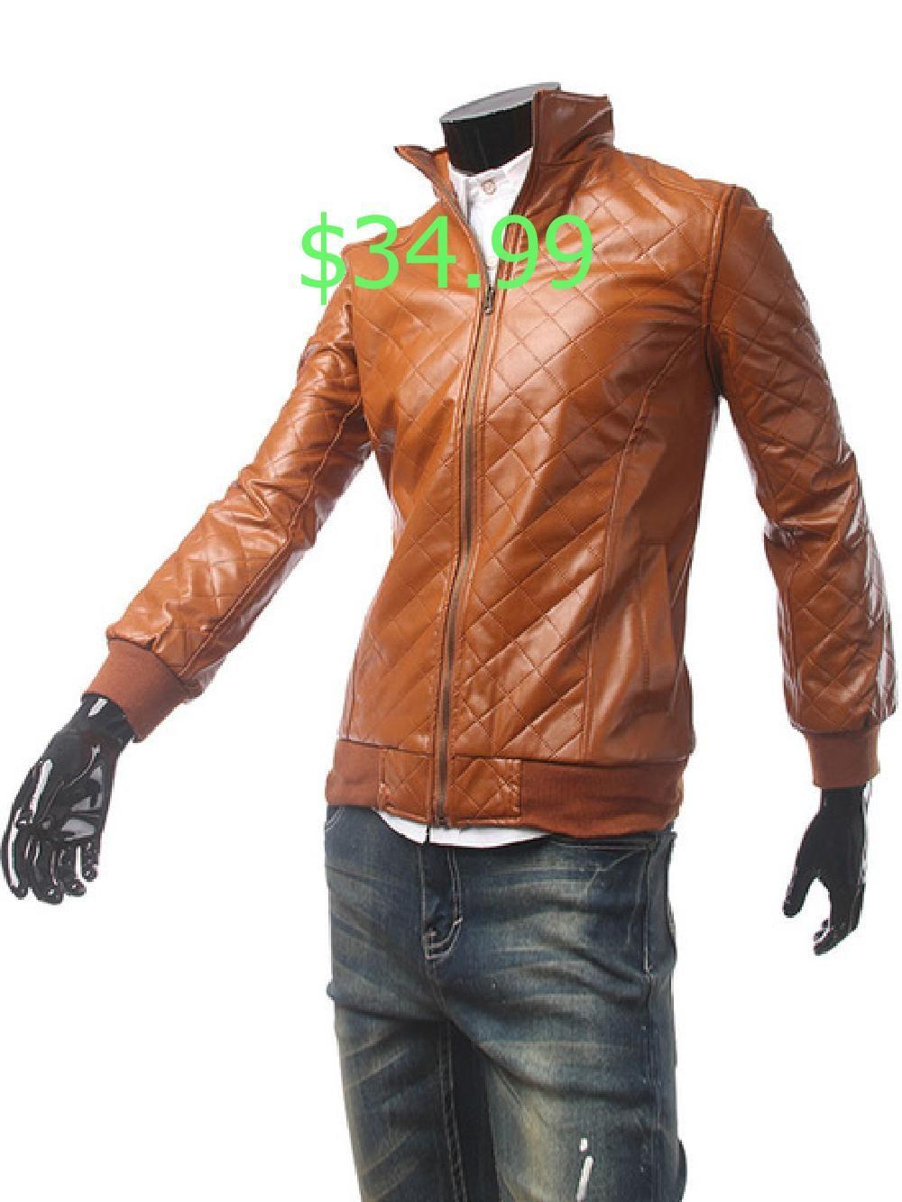 34 99 Color Black Coffee Brown Size L M Xxl Xl Fashiontrends Womensfashiontrend Womensjoyfashion In 2020 Mens Jackets Jackets Leather Jacket