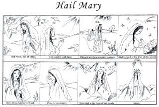 Pin on Pray Learn Mary/The Rosary
