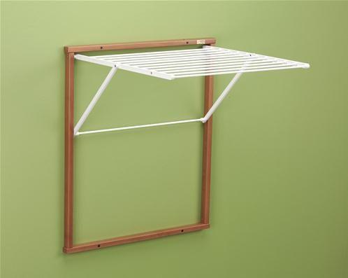 etendoir linge mural kledy s chage laundry room. Black Bedroom Furniture Sets. Home Design Ideas
