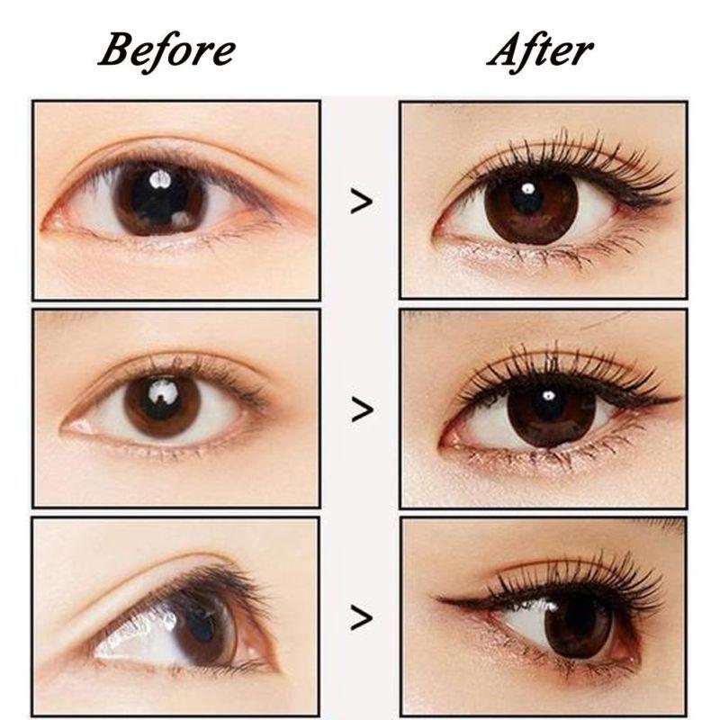 3887d663125 4D Silk Fiber False Lash Effect Mascara Black Eyelash Mascara Curling  Waterproof 753610648031 eBay#Lash#Effect#Mascara