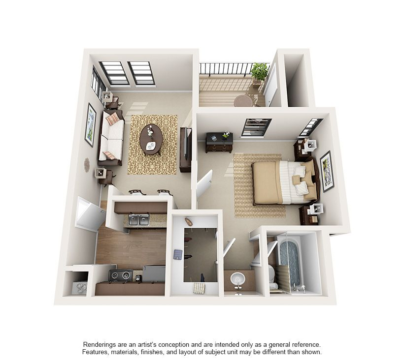 One And Two Bedroom Apartments In Austin Tx Layouts Austin Texas Apartment Steadfast Apartment Layout Sims House Design Home Building Design