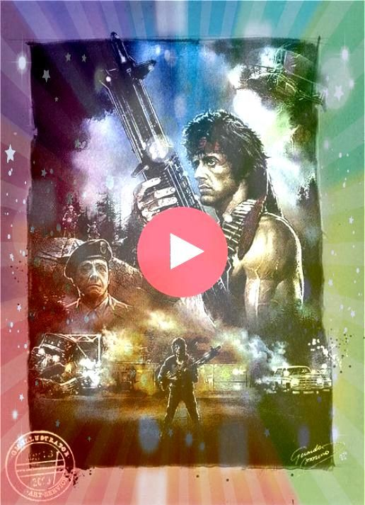 Movies By Genre Rambo  Movies By Genre  Arnold Schwarzenegger with Two is listed or ranked 1 on the list 43 Hilarious Old Photos of Arnold Schwarzenegger Doing Stuff Roc...