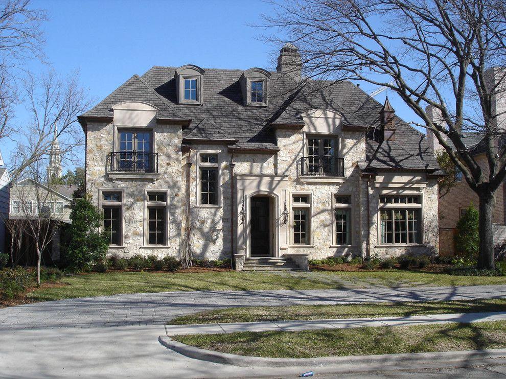 Exteriors traditional exterior dallas Platinum