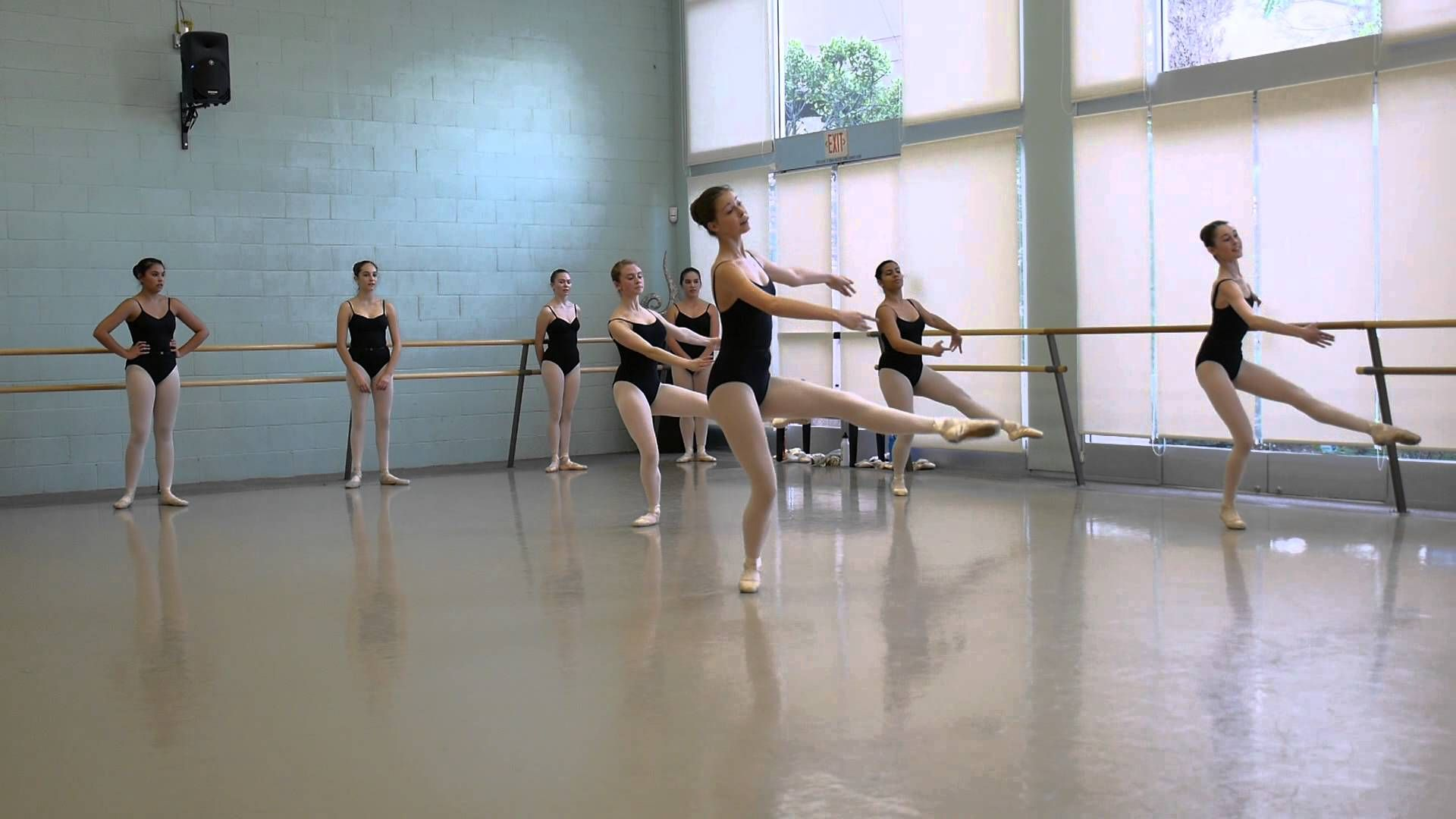 Rad Advanced 1 Ballet Class Ballet Academy Ballet
