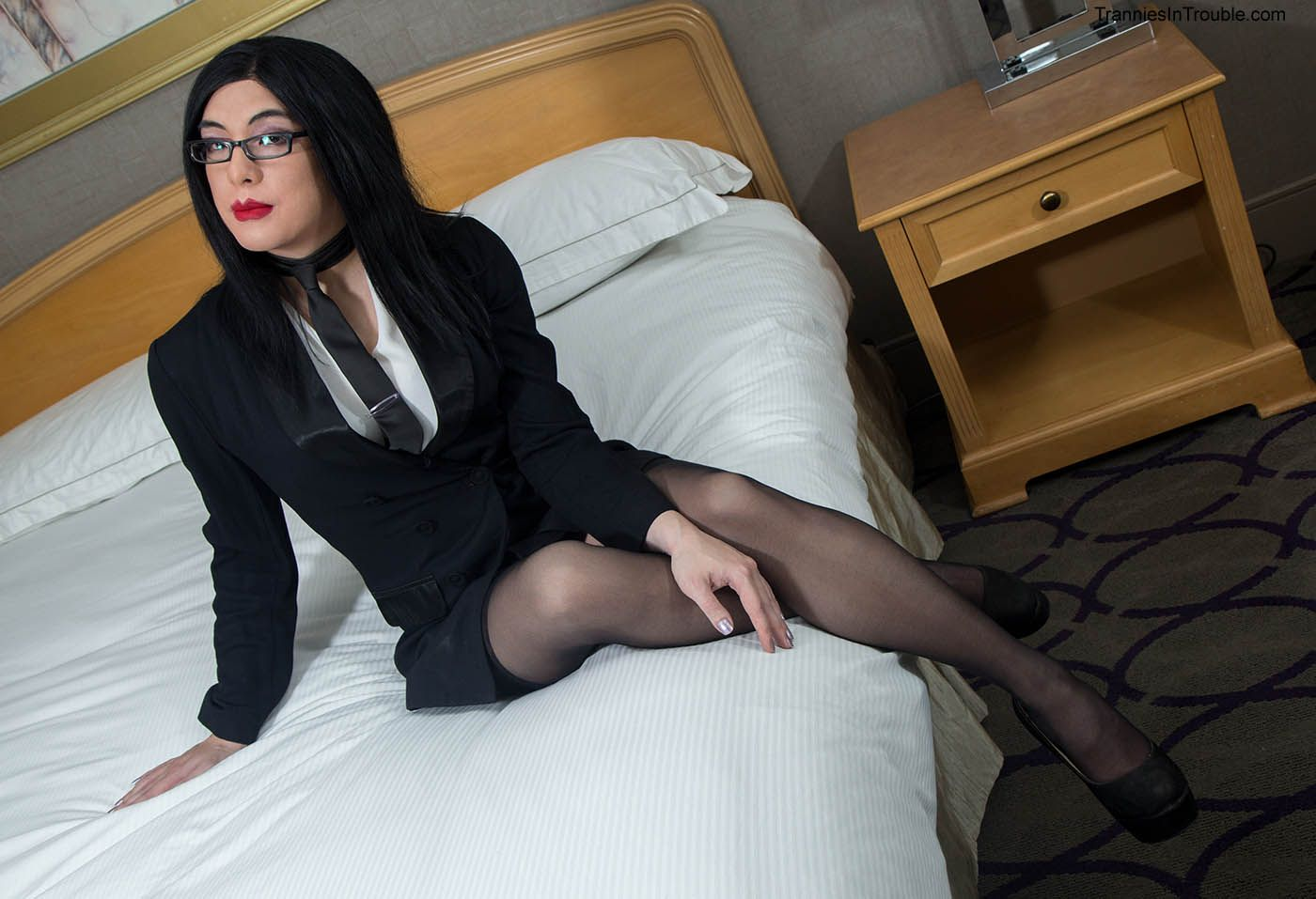 Nolan recommend best of boots in trannies black