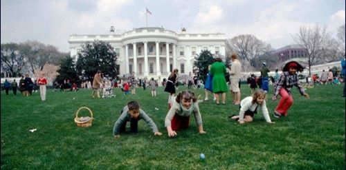 Let The Good Times Easter Egg Roll White House Easter Egg Egg Rolls Easter Eggs