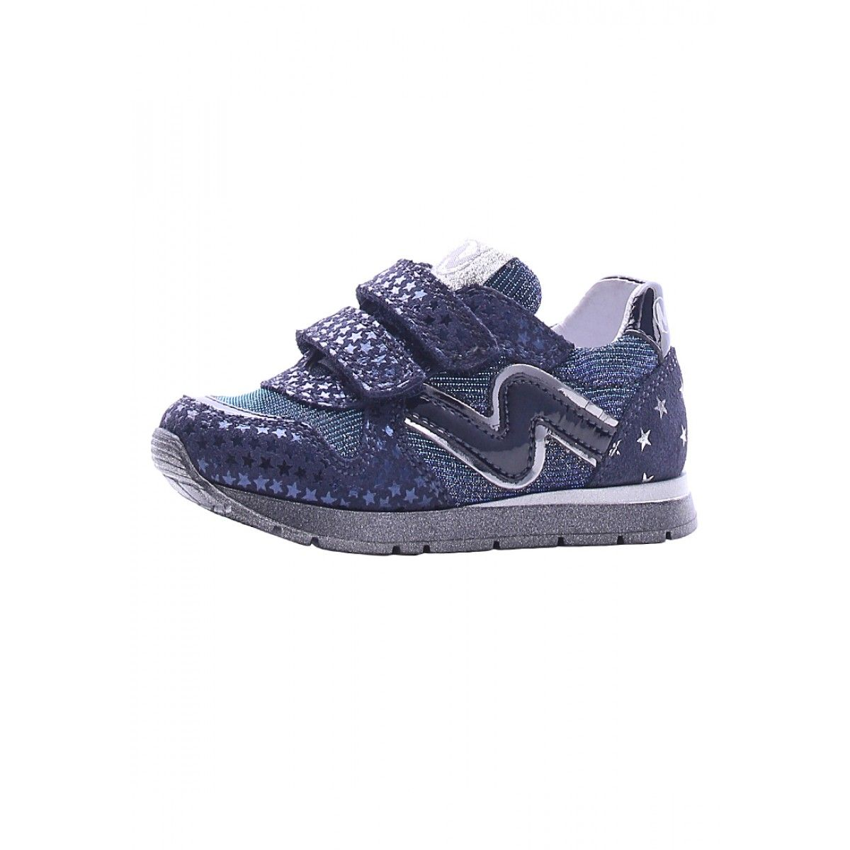 NATURINO BOMBA VL - Sneakers – Blue - Sneakers - Girl
