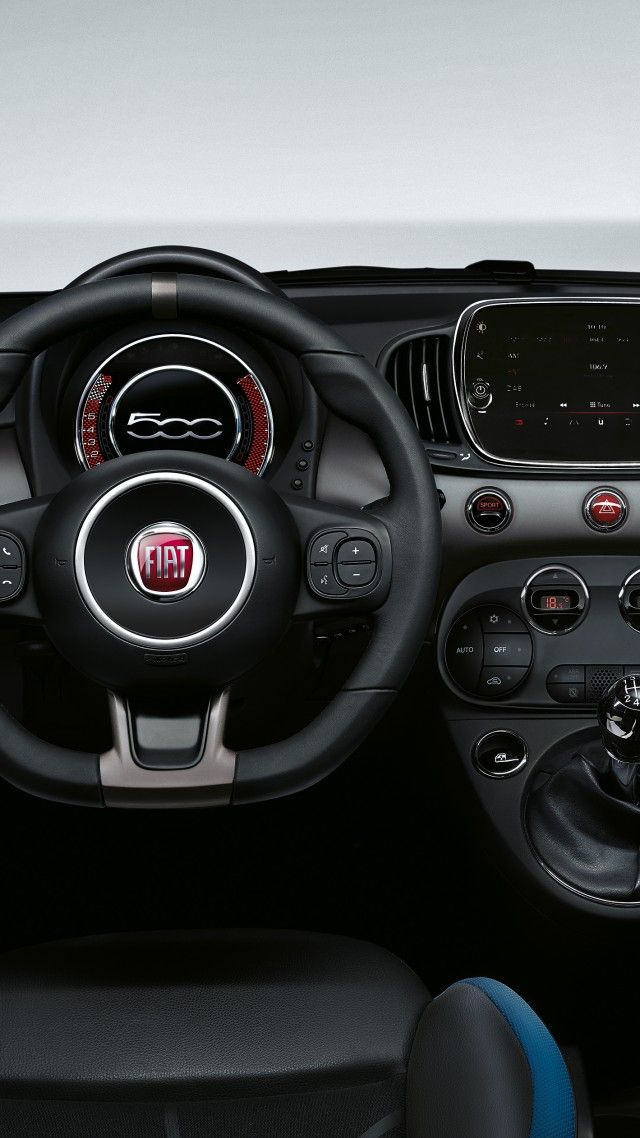 Fiat 500s Geneva Auto Show 2016 Interior With Images Fiat