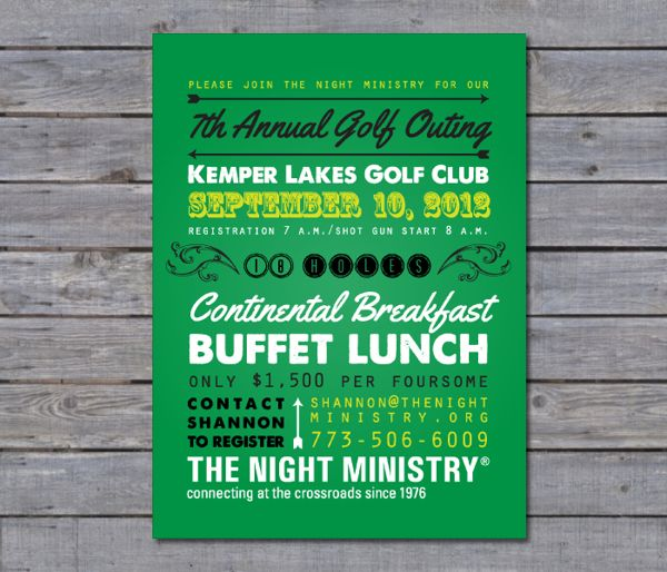 Charity Golf Tournament Flyer Hd 2 | New Hd Template Images
