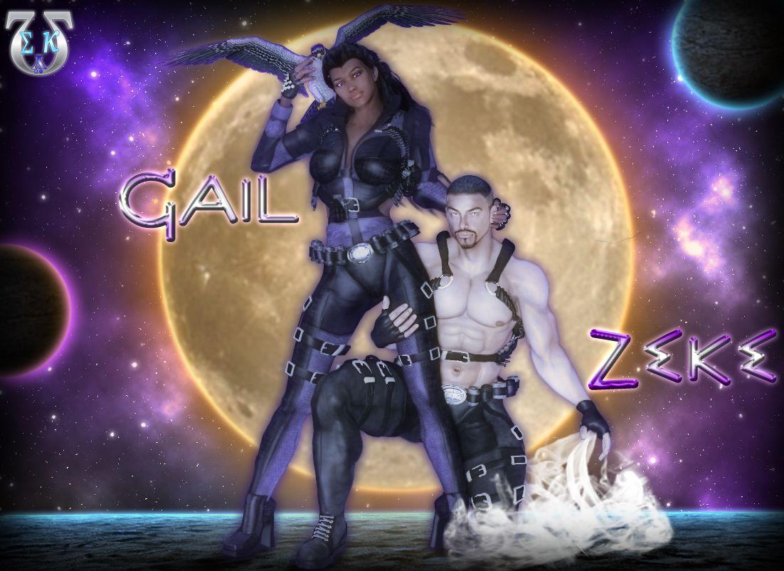 Gail zeke warriors for the aegean chronicles