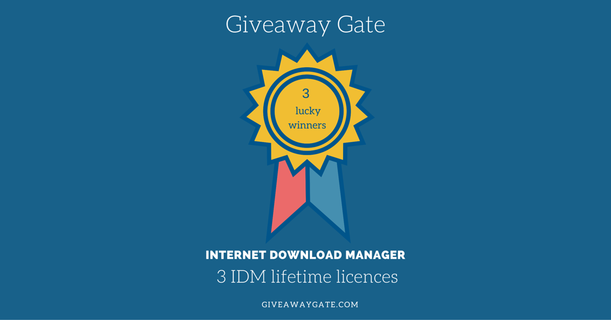 Internet Download Manager IDM Full version free Giveaway