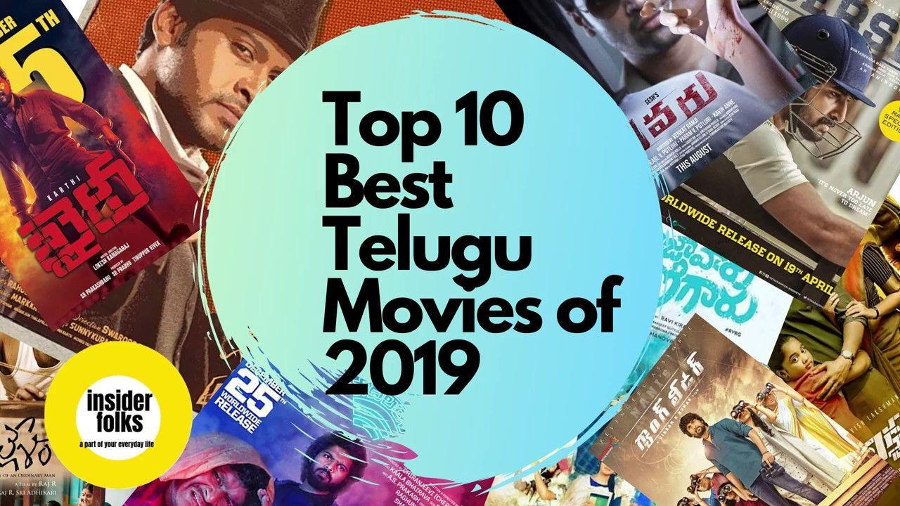 Best Telugu Movies 2019 Top Rated Telugu Movies Of2019 Insider Folks Movies 2019 Telugu Movies Movies