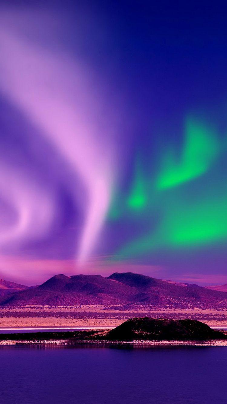 1080p Northern Lights Iphone Wallpaper In 2020 Aurora Borealis Canada Northern Lights Northern Lights Wallpaper