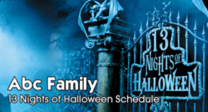 ABC Family's '13 Nights of Halloween' Holiday Programming Event Airing October 19th– 31st