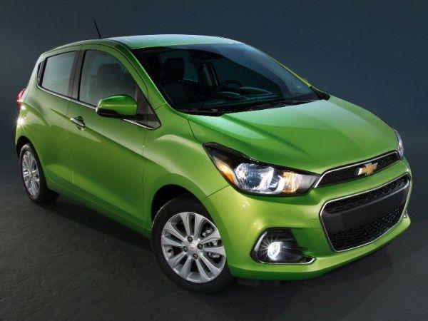 10 Most Affordable New Cars Chevrolet Spark Chevrolet Spark 2016 Spark Chevy