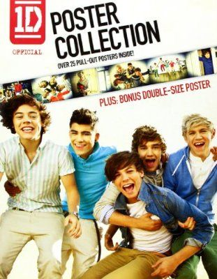 1d Official Poster Collection Over 25 Pull Out Posters Plus Bonus Double Size Poster Version 1 1d Poster One Direction Posters Book Annotation