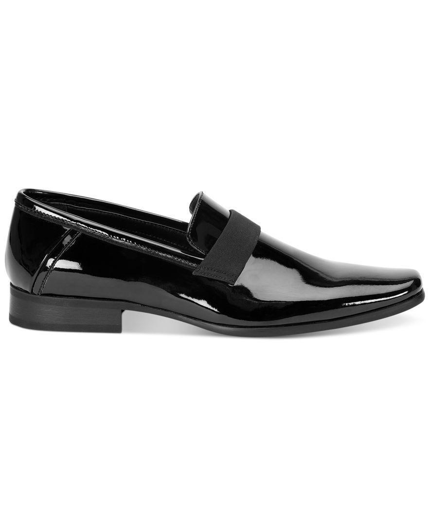 Leather shoes men, Tuxedo shoes