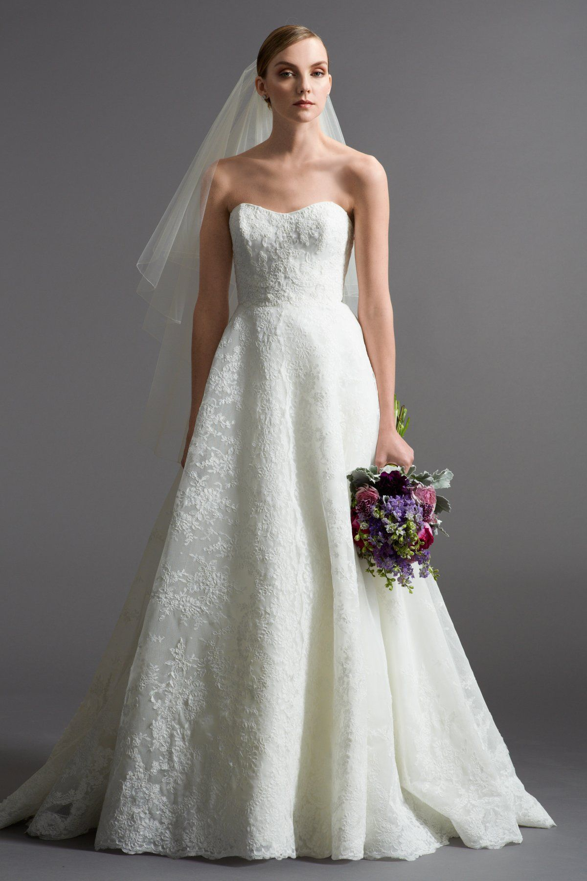I could get similar dress tailor-made Watters Brides Maddalena Gown ...