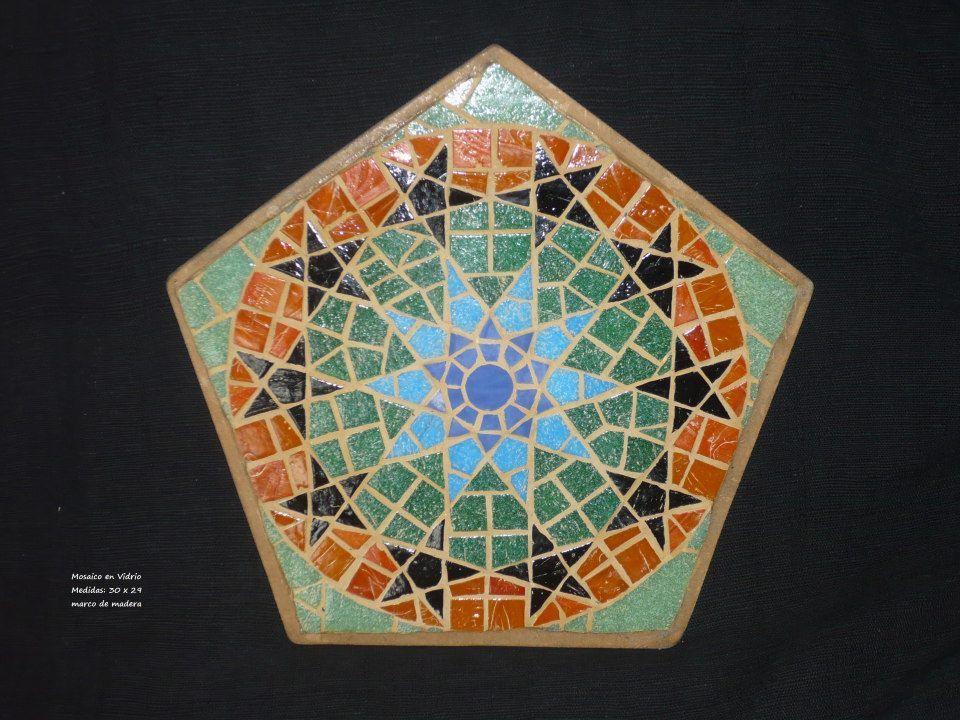 Mosaico de vidrio Medidas 30 x 24 Bs. 1500 de venta en www ...