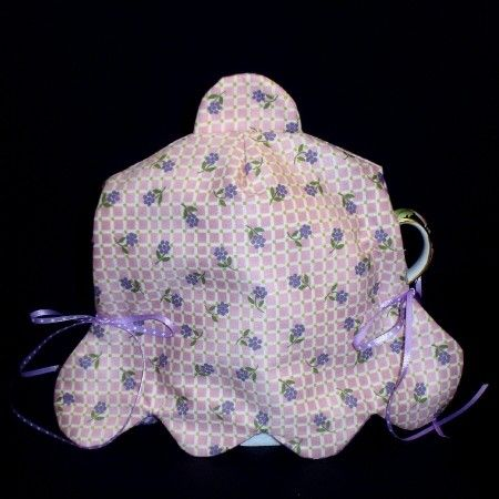 JUST REDUCED    Teapot Tea Cozy for TeapotKitchen by flyingdollar, $15.99