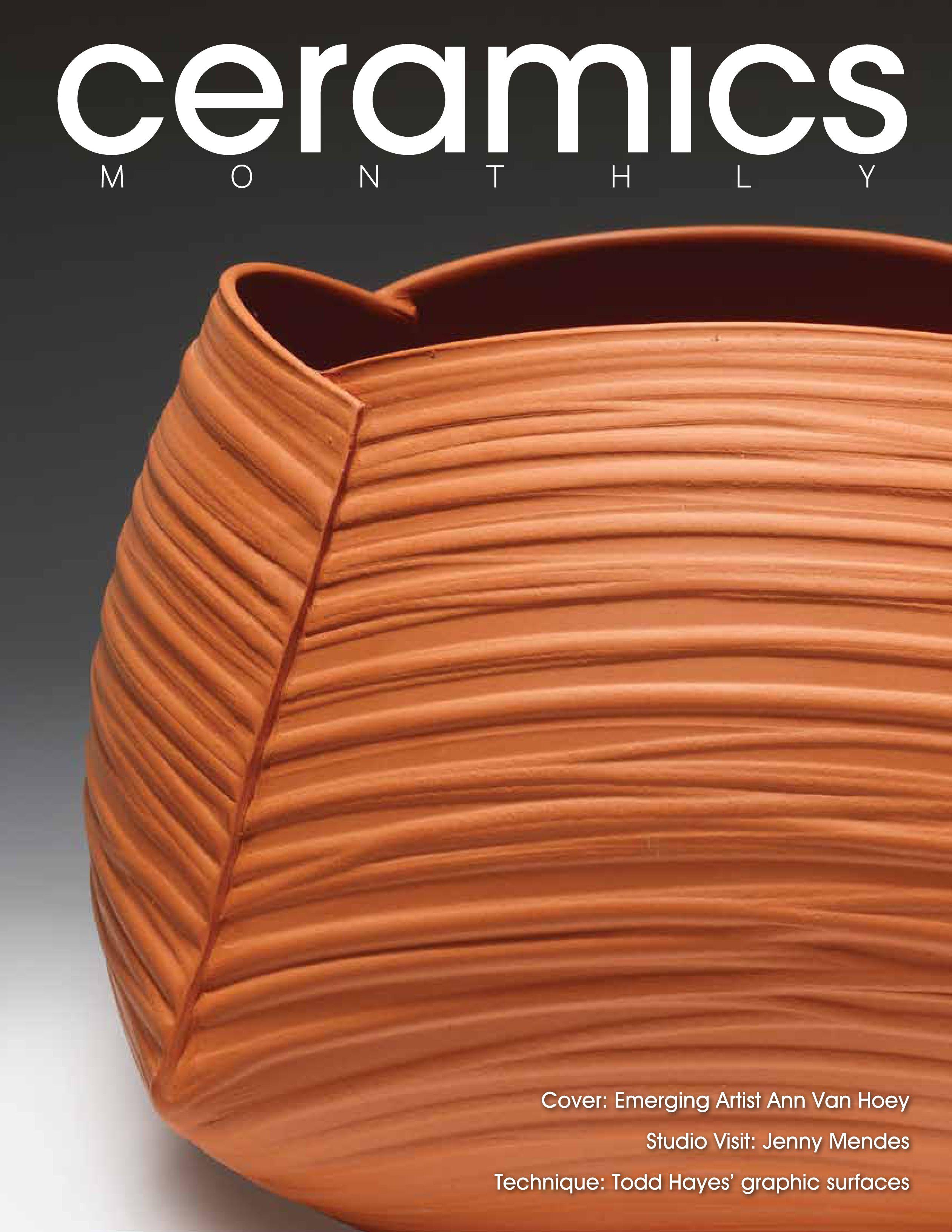 Ceramic Arts Daily Ceramics Monthly Back Issues Ceramics Monthly Ceramics Ceramic Arts Daily