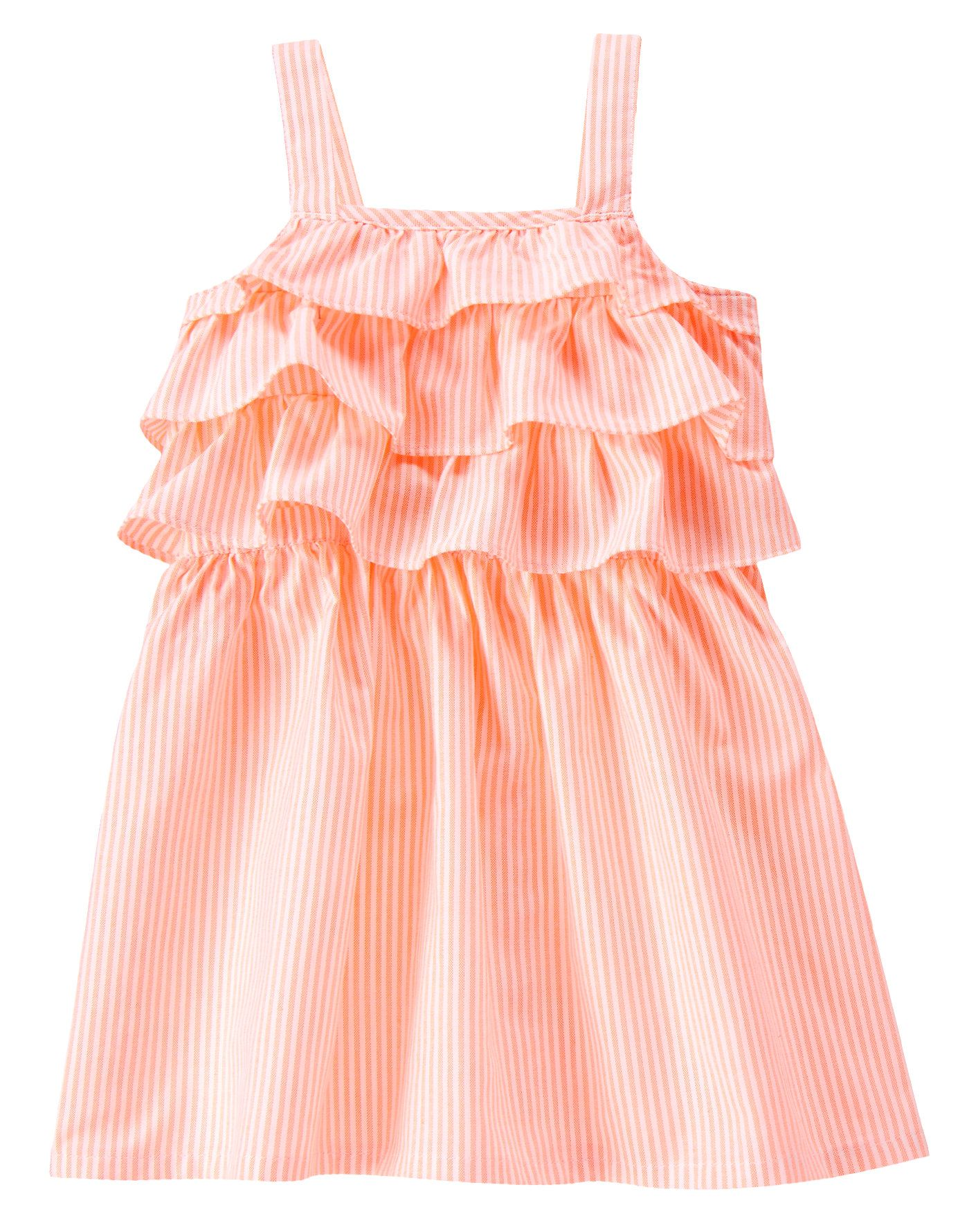 Neon Striped Dress 17 48 Available In Sizes 6 Months To 5 Years