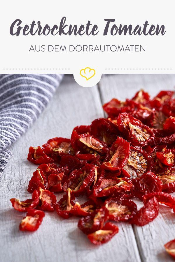 Photo of Wie du getrocknete Tomaten zuhause selber machst