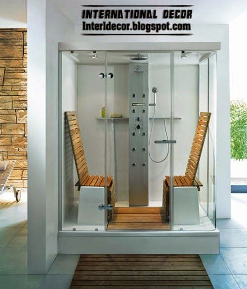 Steam Shower Kits, Unite