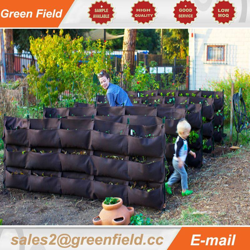 Feutre De Légumes Salon Mur Jardin Vertical - Buy Product on Alibaba - Ou Trouver De La Terre De Jardin