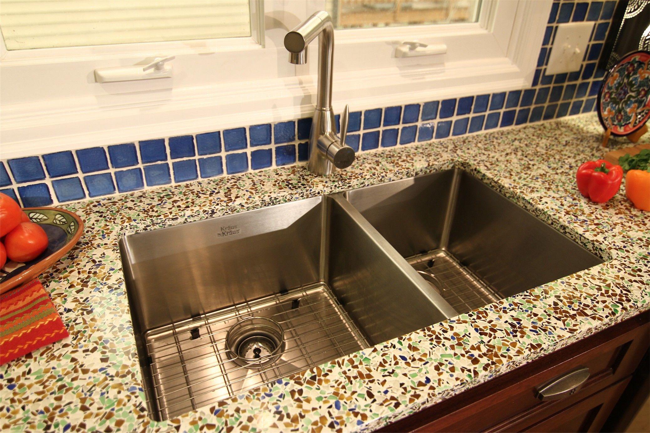 Diy Tile Kitchen Countertops 1000 Images About Countertops On Pinterest Diy Butcher Block