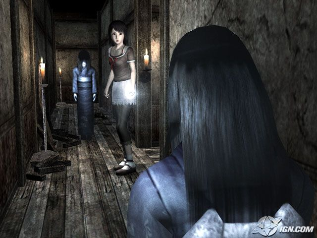 Fatal Frame Video Game | Fatal Frame II: Crimson Butterfly – ISO ...
