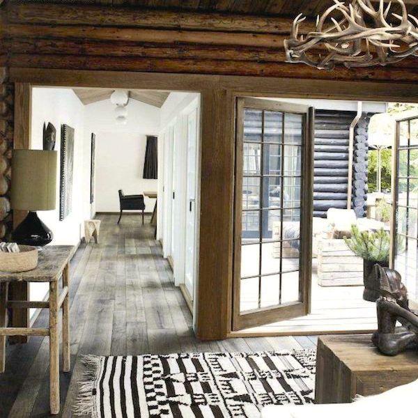 Modern Rustic House Interior Home Interior Design Home