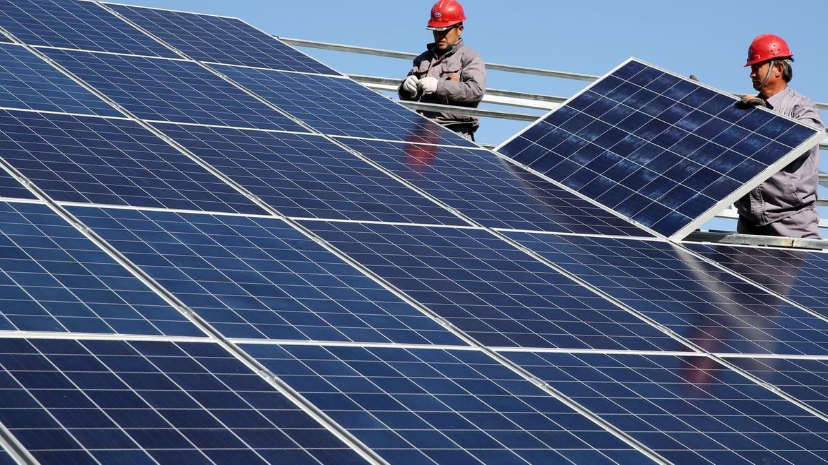Egypt To Lead Solar Energy Projects In 7 African Countries The North Africa Posthttp Northafricapost Com 33198 Egy Solar Panels Solar Energy Projects Solar